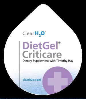 Product shot for DietGel Criticare