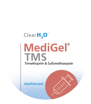 Product shot for MediGel TMS