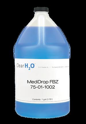 Product shot of MediDrop FBZ